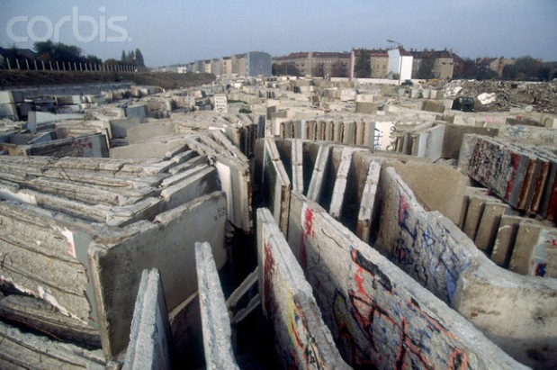 One Year After the Collapse of the Berlin Wall